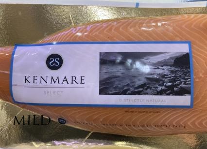 Salmone Affumicato Irlandese